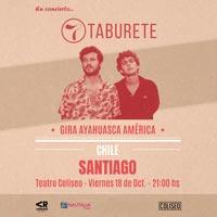Taburete Teatro Coliseo - Santiago