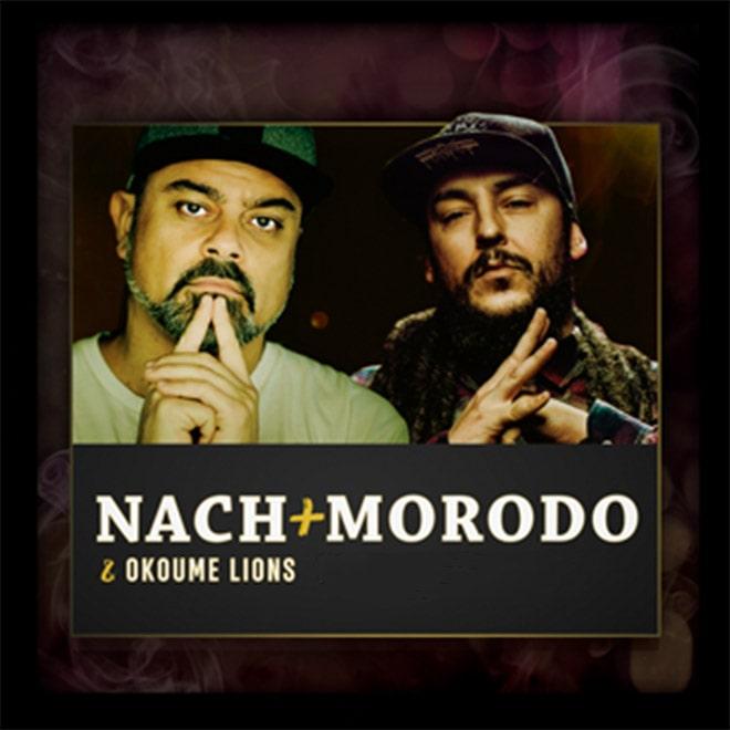 Nach + Morodo Teatro Coliseo - Santiago