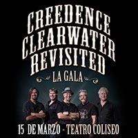 Creedence Teatro Coliseo - Santiago