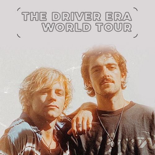 The Driver Era Teatro Coliseo - Santiago