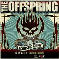 The Offspring Teatro Coliseo - Santiago