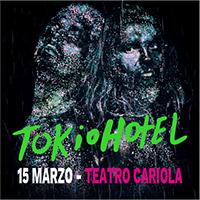 Tokio Hotel Teatro Cariola - Santiago