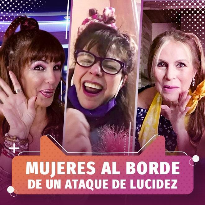Mujeres al borde de un ataque de lucidez Streaming Punto Play - Santiago
