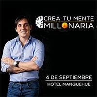Taller Crea Tu Mente Millonaria Hotel Manquehue - Las Condes