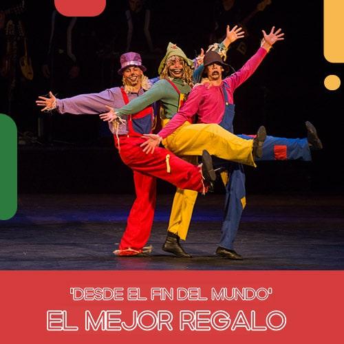 """""""Desde el Fin del Mundo, el Mejor Regalo"""" Streaming Punto Play - Santiago"""
