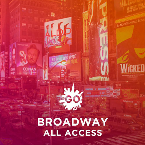 Go Broadway Diploma All Access Streaming - Santiago