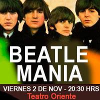 Beatlemania Teatro Oriente - Providencia