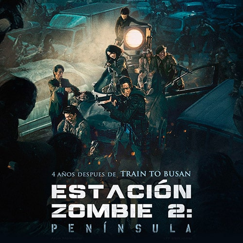 Estación Zombie 2: Península Streaming. - Santiago