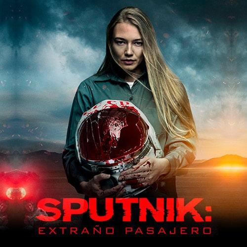 Sputnik: Extraño Pasajero Streaming. - Santiago
