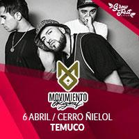 Grow Fest Chile Cerro Ñielol - Temuco
