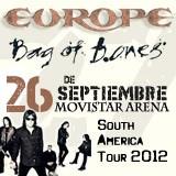 Europe Movistar Arena - Santiago