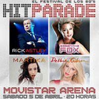 HIT PARADE Movistar Arena - Santiago