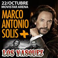 Marco Antonio Solis Movistar Arena - Santiago