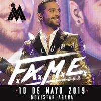 Maluma Movistar Arena - Santiago