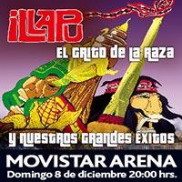 Illapu Movistar Arena - Santiago