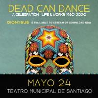 Dead Can Dance Teatro Municipal de Santiago - Santiago