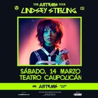 Lindsey Stirling Teatro Caupolicán - Santiago