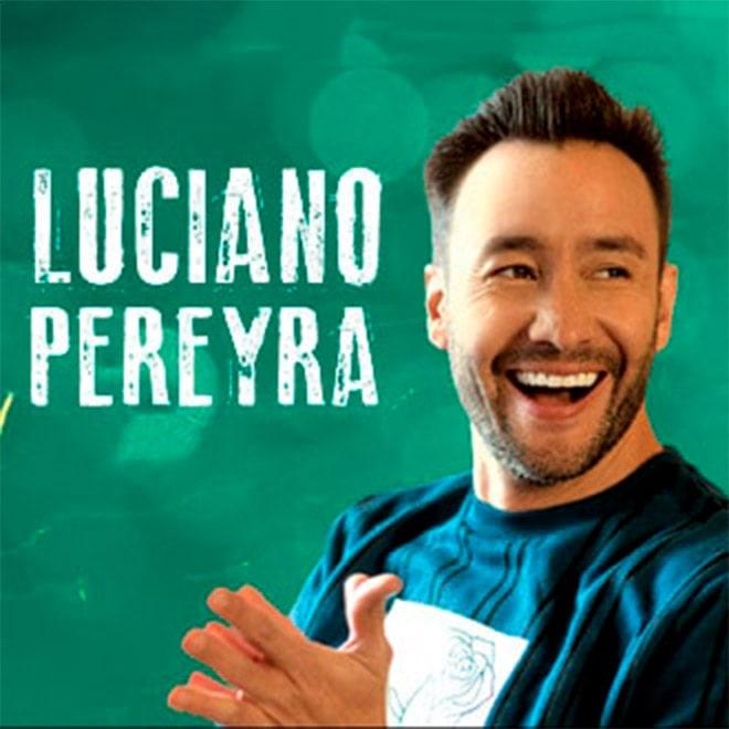Luciano Pereyra Movistar Arena - Santiago