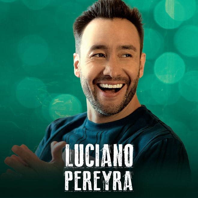Luciano Pereyra Streaming Punto Play - Santiago
