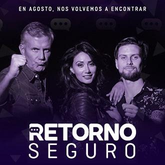 Retorno Seguro Streaming Punto Play - Santiago