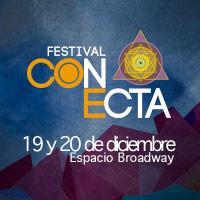 Festival Conecta Espacio Broadway (Ruta 68, kilómetro 16) - Pudahuel