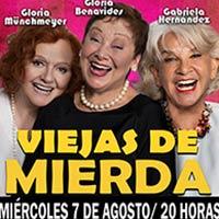Viejas de Mierda Teatro Regional de Rancagua - Rancagua