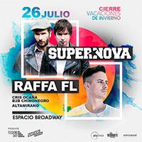 Raffa FL & Supernova Espacio Broadway (Ruta 68, kilómetro 16) - Pudahuel