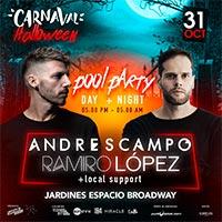 Andrés Campo & Ramiro López Espacio Broadway (Ruta 68, kilómetro 16) - Pudahuel