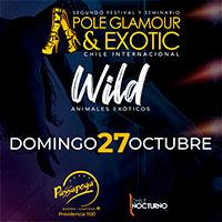 Festival Pole Glamour & Exotic Passapoga - Providencia