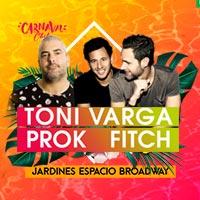 Toni Varga & Prok And Fitch Jardines Espacio Broadway - Pudahuel