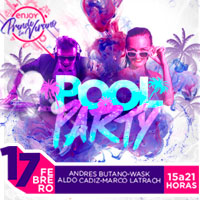 Pool Party Coquimbo Enjoy Coquimbo - Coquimbo