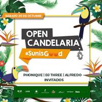 Open Candelaria Bosque Luz - Huechuraba