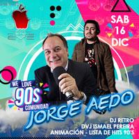 Fiesta Número 1 con Jorge Aedo Club Eve - Vitacura