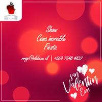 Día de San Valentín en Club Eve Club Eve - Vitacura