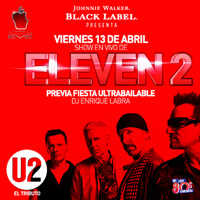 U2 El Tributo Club Eve - Vitacura