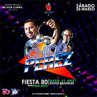 Fiesta 80`s Chico Perez Club Eve - Vitacura