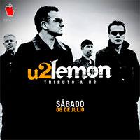 Tributo a U2 Banda Lemon Club Eve - Vitacura