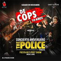 De Cops Tributo a The Police Club Eve - Vitacura