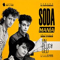 Sodamania Tributo a Soda Stereo Club Eve - Vitacura