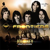 Frontiers Tributo a Journey Club Eve - Vitacura