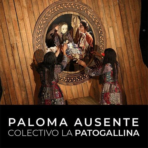 Paloma Ausente Streaming - Santiago