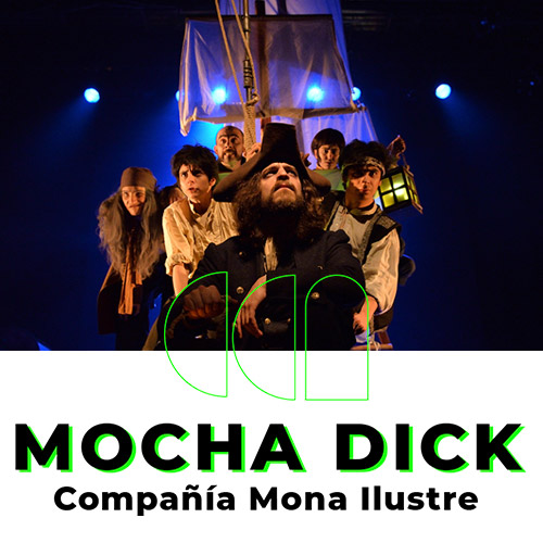Mocha Dick Aula Magna - CEINA - Santiago