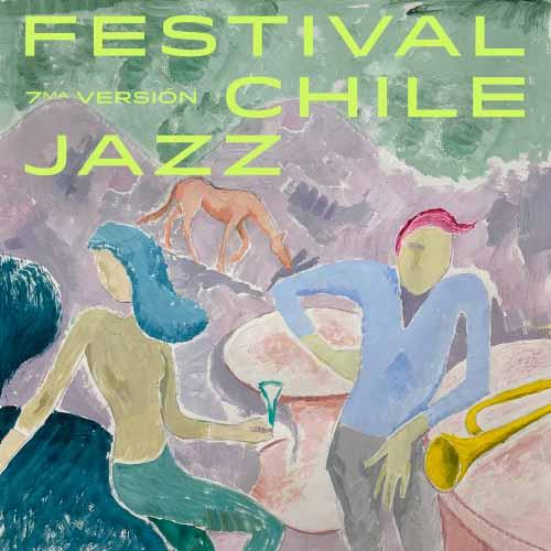 Festival Chile Jazz 2021 Aula Magna - CEINA - Santiago