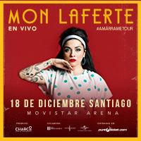 Mon Laferte Movistar Arena - Santiago