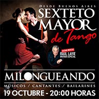 Sexteto Mayor de Tango Enjoy Viña del Mar - Viña del Mar