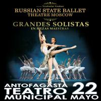 Gala Joyas del Ballet Ruso Teatro Municipal de Antofagasta - Antofagasta