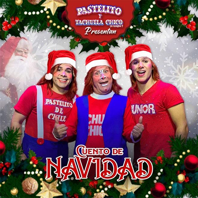 Circo Pastelito y Tachuela Chico Streaming Punto Play - Santiago