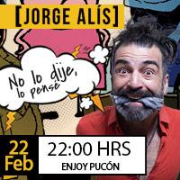 Jorge Alís Enjoy Pucón - Pucón