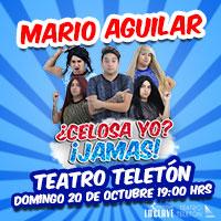 Mario Aguilar Teatro Teletón - Santiago