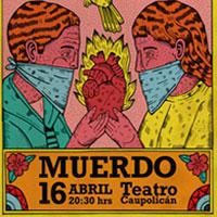 Muerdo Teatro Caupolicán - Santiago